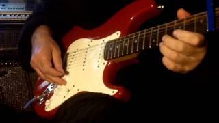 Zindagi Ek Safar Hai Suhana..Guitar Instrumental....{:-)