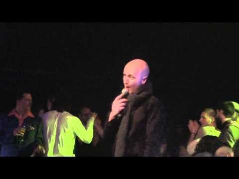 """THE MONIKER - gillar live men kör ändå """"Oh My God!"""" från Melodifestival festen!"""