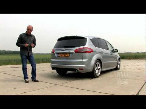 Фото к видео: Ford S-Max 2.2 TDCi roadtest (english subtitled)