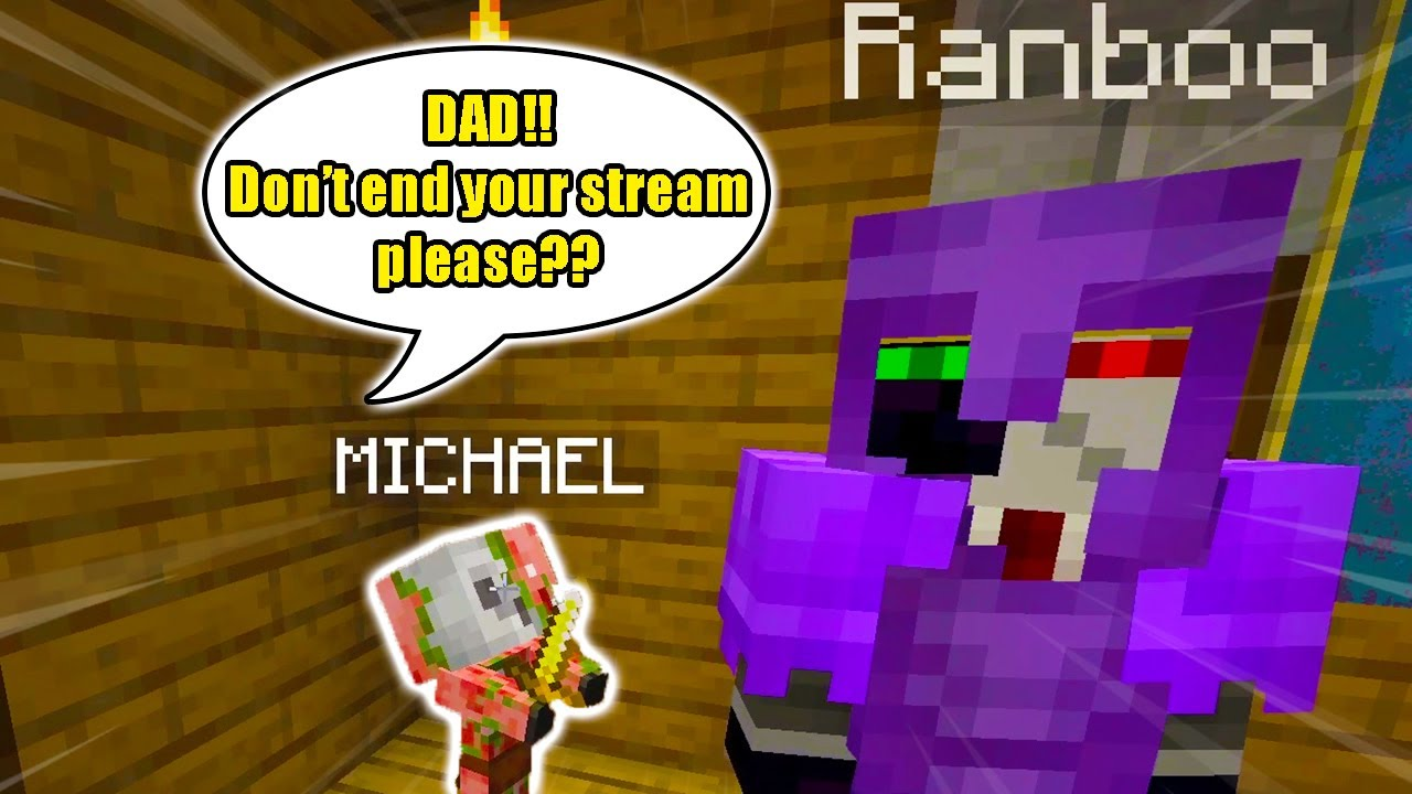 Every Bonding of Ranboo and Michael | CUTE AND WHOLESOME MOMENTS on Dream SMP 🥺😍