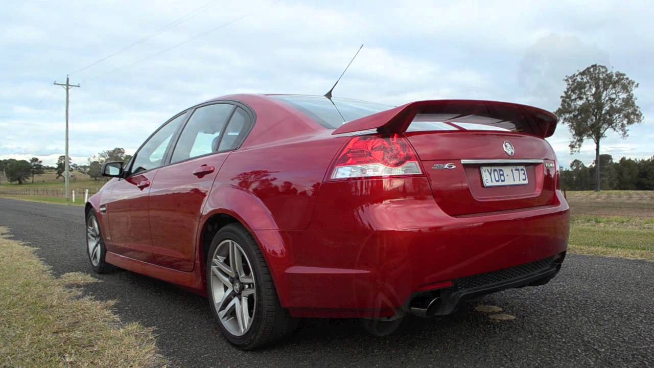 2012 holden commodore sv6 ve series ii manual start up and rh youtube com holden ve sv6 manual for sale holden commodore v6 manual for sale