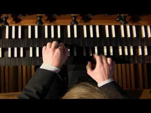 """J.S. Bach: """"Jesus bleibet meine Freude"""" - Orgel: Axel-Johannes Korb"""