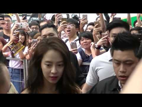 Opening Of SHOOPEN At Fahrenheit88 KL By  Song Ji Hyo, FULL VIDEO