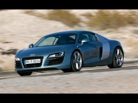 is audi r8 a supercar 2008 audi r8 the everyday supercar car and driver youtube