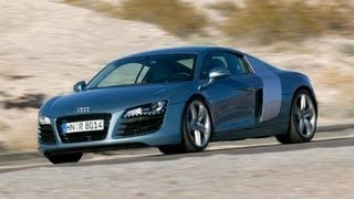 2008 Audi R8 - The Everyday Supercar - CAR and DRIVER