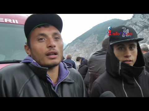 Accident 4 victime inecate in Dunare la Coronini A pierit intreaga familie