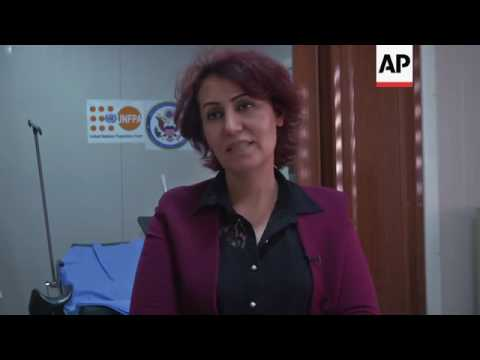 UNFPA Center helps women Traumatised by ISIL