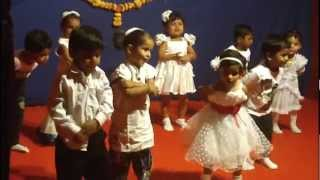 Asava Sunder Choclatecha babby,s dance