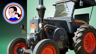 Tractors of Omersbach