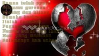 Aduhai Seribu Kali Sayang- Saleem lirik
