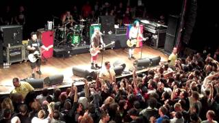 "NOFX performing ""Fuck The Kids"" live (01/17/12)"