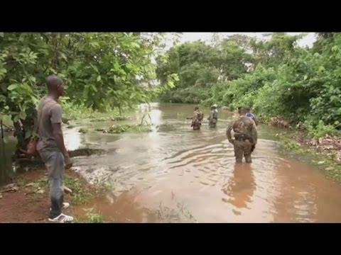 Rd congo, Exploitation du pétrole