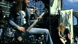 Metallica For Whom the Bell Tolls Live Cliff 39