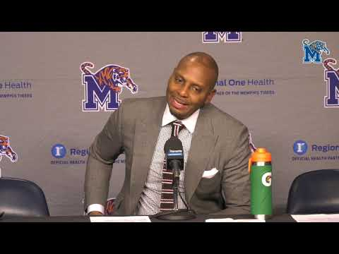 Memphis Basketball: Cincinnati - Coach Hardaway Post-Game Press Conference