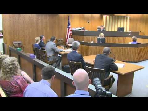 Carly Ottery makes first court appearance