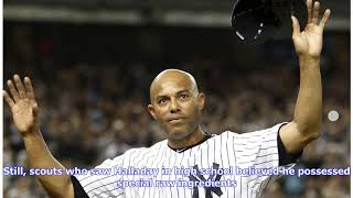Hall of Fame: What MLB scouts once said about Mariano Rivera, Roy Halladay, Mike Mussina, Edgar M...