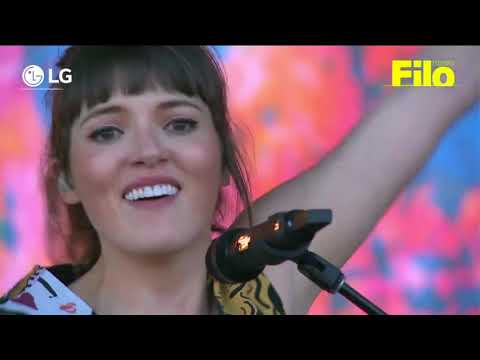 Oh Wonder Live @ Lollapalooza Argentina 2018 [Part 1]