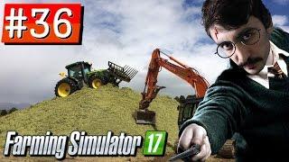 HASAN POTTER VE SLAJ ODASI ! | Farming Simulator 17 Türkçe #36