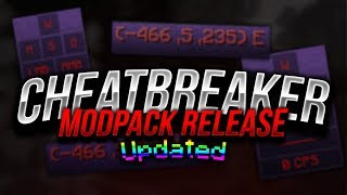 CheatBreaker UPDATED Mod Pack Release (Rainbow Keystrokes, CPS & FPS) [1.7.10/1.8.9]