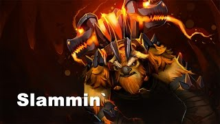 Dota 2 - Best Moments #2 - SLAMMIN