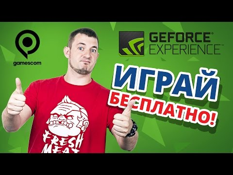 GeForce Experience nvidiaru