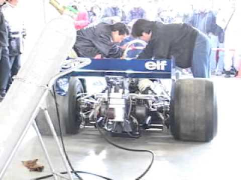 たいれる P34  6輪車  「Tyrrell P34」