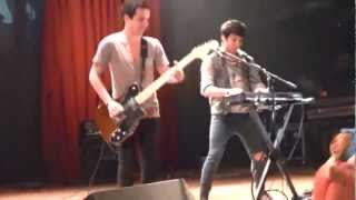 Sonic Boom 2012: Crush 40 & Cash Cash Part 1