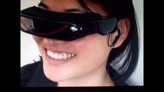 72 inch AV Glasses