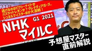 【NHKマイルC2021】逃げるのはピクシーナイトかバスラットレオンか?グレナディアガーズ、シュネルマイスターほか大混戦【全頭解説】