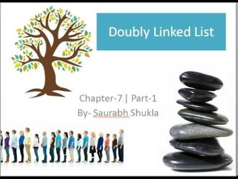 Chapter 7 Doubly Linked List Part 1 Hindi