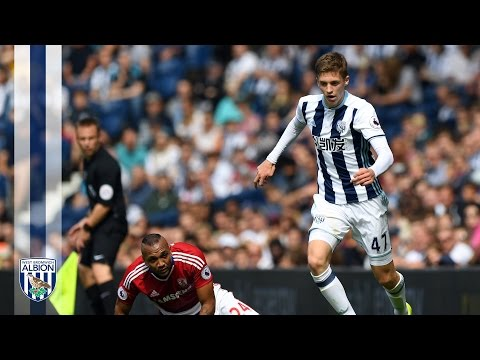 Sam Field discusses his new four-year contract with West Bromwich Albion