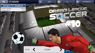 New Stadium For A New Player : Dream League Soccer 16 #10
