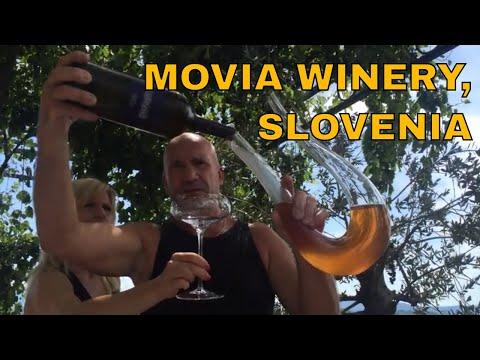 Slovenian Wine From Movia