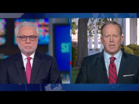 Full interview: Sean Spicer's apologizes for Hitler reference