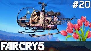 FAR CRY 5 Gameplay PL [#20] Dostałem TULIPANA /z Skie