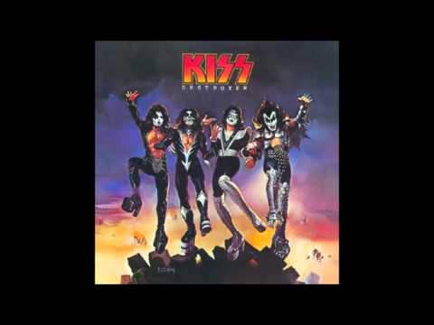 Kiss - Destroyer (Full Album) (1976)
