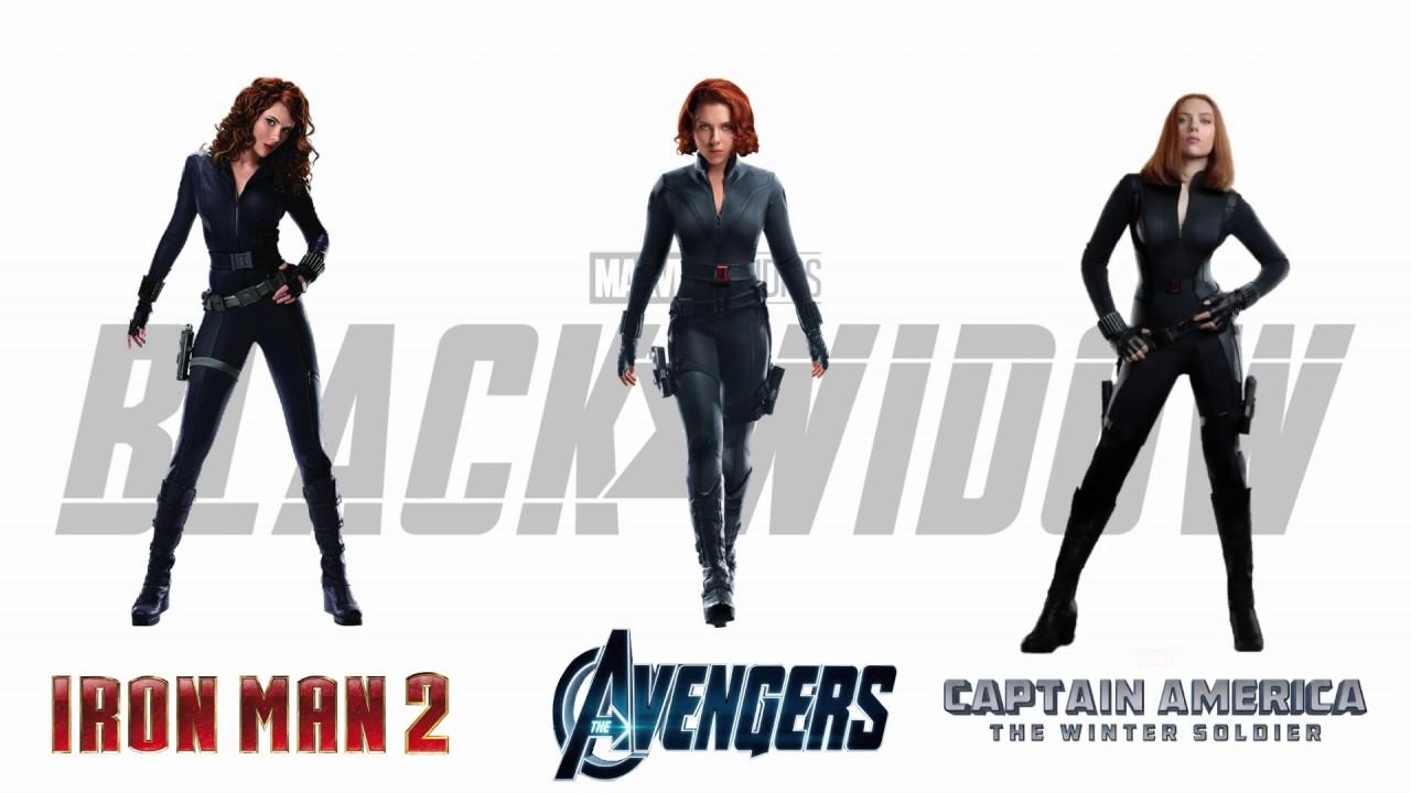 Black Widow Evolution Marvel Cinematic Universe