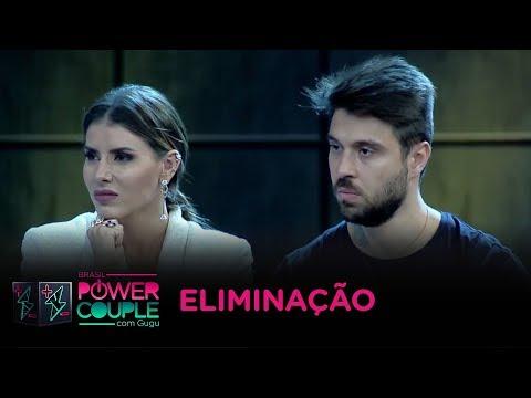 Thais E Douglas São Eliminados Do Power Couple Com 25,91% Dos Votos