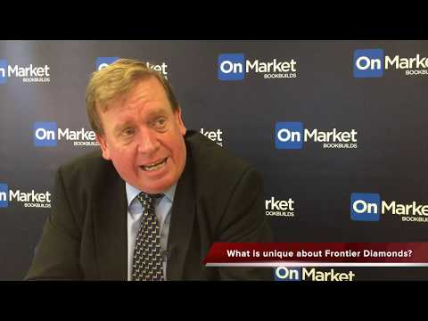 OnMarket IPO - Frontier Diamonds (ASX:FDX) Independent Investment Research by Mark Gordon.