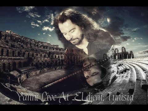 Tribute To Yanni - From Thysdrus El Djem - TUNISIA