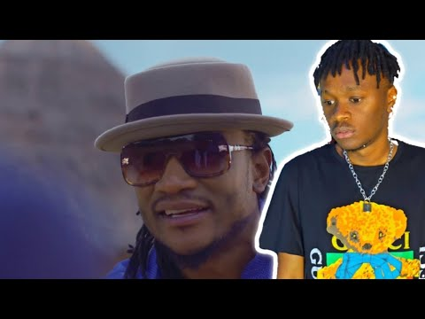@Jah Prayzah - MUKWASHA | KENYAN REACTION VIDEO