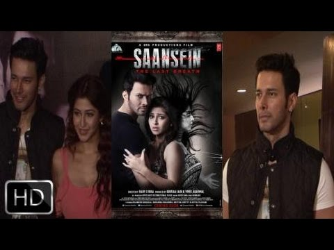UNCUT: Rajneesh Duggal, Hiten Tejwani & Sonarika Bhadoria at Trailer Launch Of Film Saansein