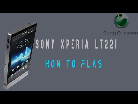how to flash sony xperia lt22i | setool | xperia p firmware