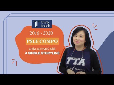 2016-2020 PSLE Compo