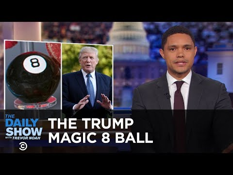 The National Toy Hall of Fame & The Trump Magic 8 Ball | The Daily Show thumbnail