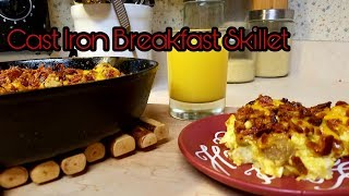 Cast Iron Breafast Skillet | How to Rock Breakfast!