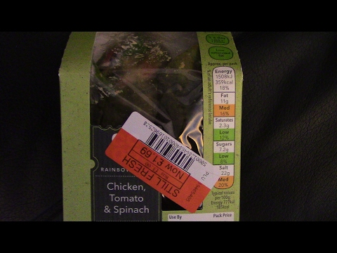 Co-op Green Sandwich REVIEW