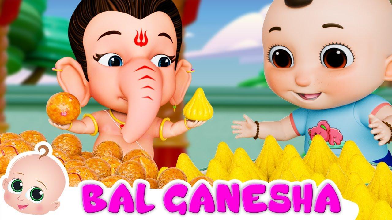 Bal Ganesha | Ganesha Songs for Kids