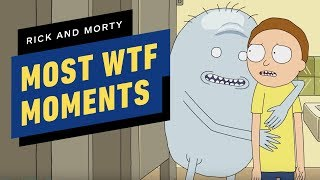 Rick and Morty's Most WTF Moments
