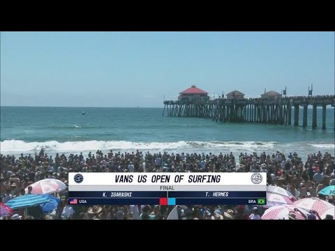 Vans US Open Of Surfing: Final